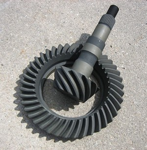 GM 55-64 Car (55p) / Ring and Pinion Gear Set