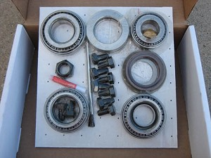 GM 55-64 Car (55p) / Master Bearing /Installation Kit / Timken Bearings