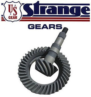 "GM 7.5"" & 7.625"" 10 Bolt / Ring & Pinion / 4.30 Ratio / Strange US Gear"