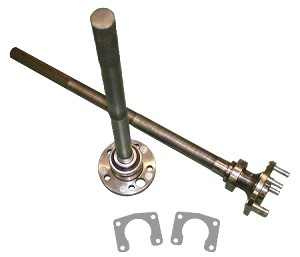 Quick Performance 35 Spline Access Hole Axle (Single)