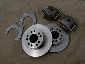 Weld On Disc Brake Kit