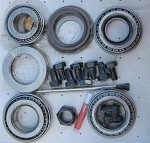 GM 12 Bolt Car / Master Bearing / Install Kit