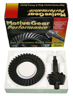 "Ford 8"" / Ring & Pinion Gear Set / Motive Performance"