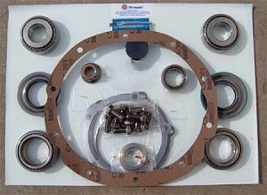 "GM 8.6"" 10 bolt master bearing install kit"