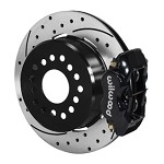 140-7139-D Wilwood Big Ford Old Style Forged Dynalite Rear Parking Brake Kit