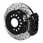 140-7140-D Wilwood Big Ford New Style Forged Dynalite Rear Parking Brake Kit