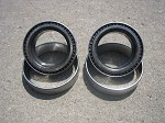 GM 55-64 Car (55p) Carrier Bearings & Races